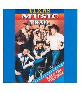 Texas Music Trail - CD - NY