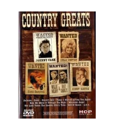 Country Greats (DVD Musikvideo)