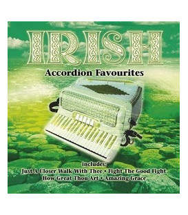 Irish Accordion Favourites - CD - NY