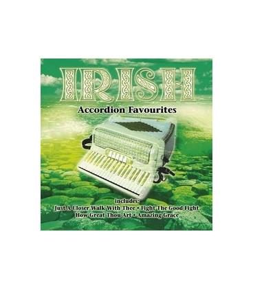 Irish Accordion Favourites - CD - NY