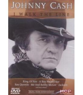 Johnny Cash I Walt The Line (DVD Musikvideo)