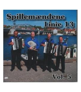 Linie 13 vol. 5 Spillemændene