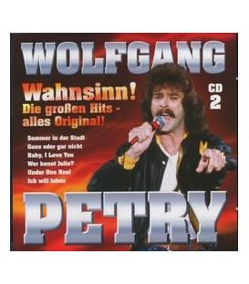 Wolfgang Petry Wahnsinn! Die grossen Hits CD 2