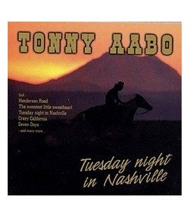 Tonny Aabo Tuesday night in Nashwille