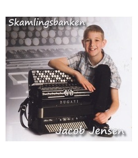 Jacob Jensen Skamlingsbanken - CD - NY