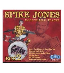 Spike Jones Box 2 - 3 CD