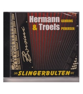 Hermann & Troels Slingerbukten - CD - NY