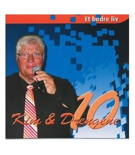 Kim & Drengene 10 Et bedre liv - CD - NY