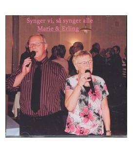 Marie & Erling Synger vi, så synger alle