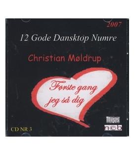 Christian Møldrup Første gang jeg så dig