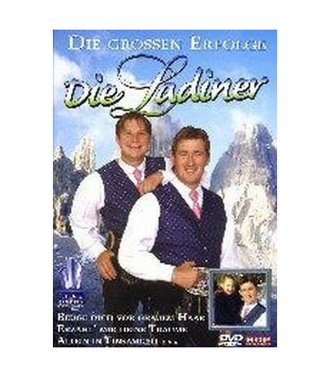 Die Ladiner - Die grossen Erfolge (Musik DVD) - NY