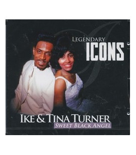 Ike & Tina Turner Sweet Black Angel