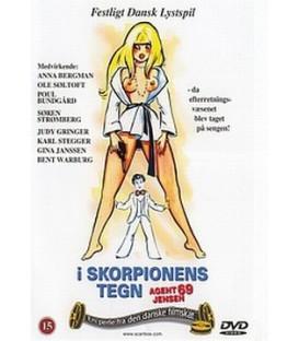 I skorpionens Tegn - DVD