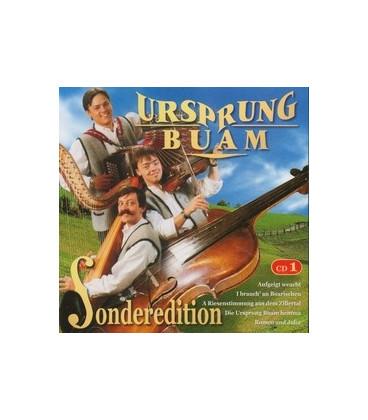 Ursprung Buam / Sonderedition CD 1