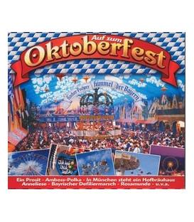 Auf zum Oktoberfest 3 CD
