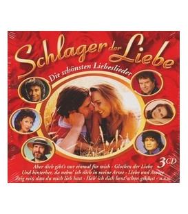 Schlager der Liebe 3 CD