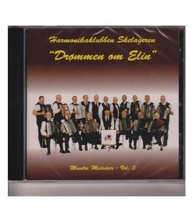 Harmonikaklubben Skelageren Drømmen om Elin - CD - NY