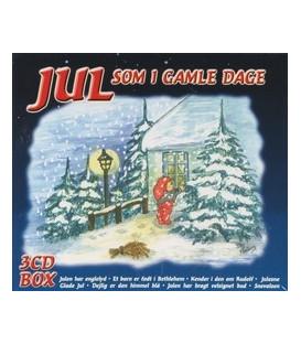 Jul som i gamle dage 3 CD
