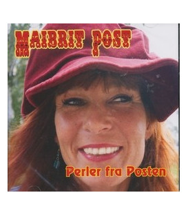 Maibrit Post Perler fra posten - CD - NY