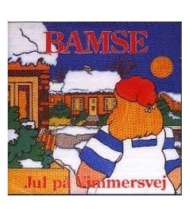 Bamse - Jul på Vimmersvej - CD - BRUGT