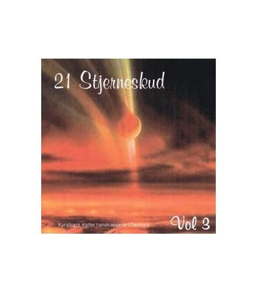 21 stjerneskud vol. 3 - CD