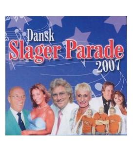 Dansk slager Parade 2007 - CD - NY