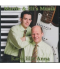 Martin og Eli´s Musik Kære lille Anna - CD - NY