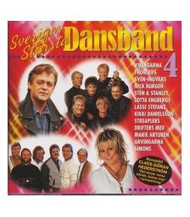 Sveriges Största Dansband 4