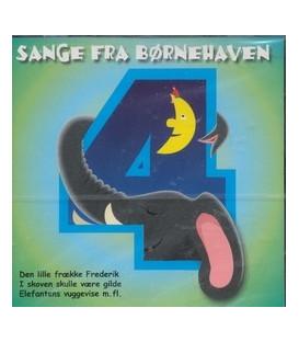 Sange fra Børnehaven - 4