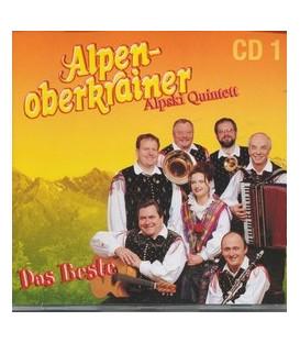 Alpen-oberkrainer Alpski Quintet CD 1