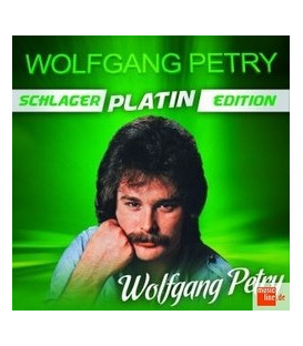 Wolfgang Petry Schlager Platin Edition