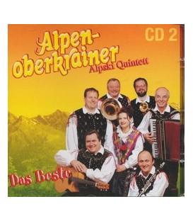 Alpen-oberkrainer Alpski Quintet CD 2
