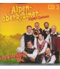 Alpen-oberkrainer Alpski Quintet CD 3
