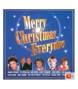 Merry Christmas Everyone - CD - NY