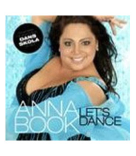 ANNA BOOK - Let´s Dance - CD - NY