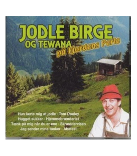 Jodle Birge og Tewana på Fjordens Perle