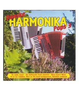 Harmonika Danske harmonika pops 3