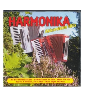 Harmonika Akkordeon Hits - CD - NY