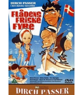 Flådens Friske Fyre DVD
