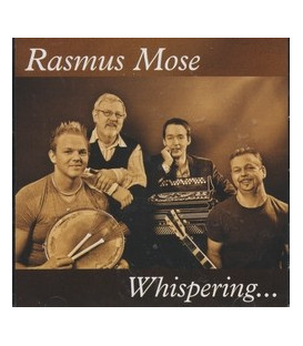 Rasmus Mose Whispering... - CD - NY