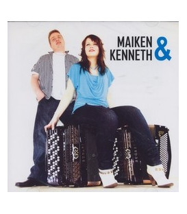 Maiken & Kenneth - CD - NY
