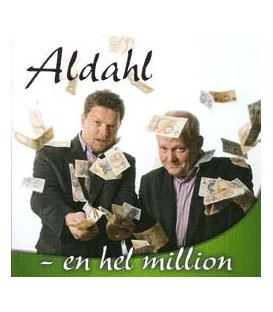 Aldahl En hel million - CD - NY