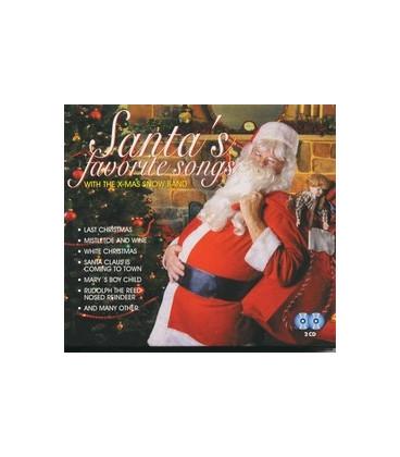 Santa´s favorite songs 2 CD