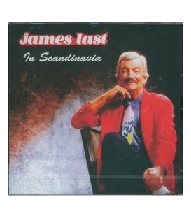 James Last in Scandinavia - CD - NY