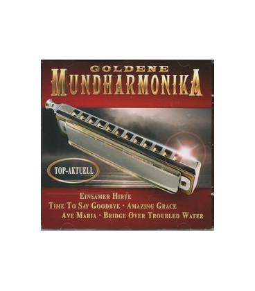 Goldene Mundharmonika - CD - NY