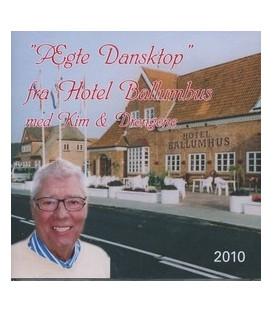 Kim & Drengene Ægte dansktop fra Hotel Ballumhus - CD - NY