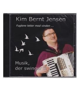 Kim Bernt Jensen Musik, der svinger 5 Fuglene letter mod vinden