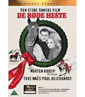 De røde heste DVD