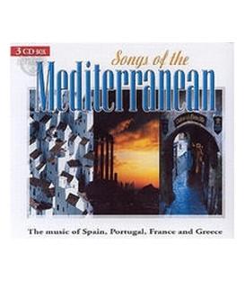 Songs Of Mediterranean 3CD