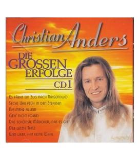 Christian Anders, Die grossen Erfolge CD1